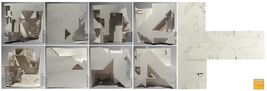 Youjin Han   Pratt Architecture. Transfer.   ASHCAN STUDIO OF ART,INC
