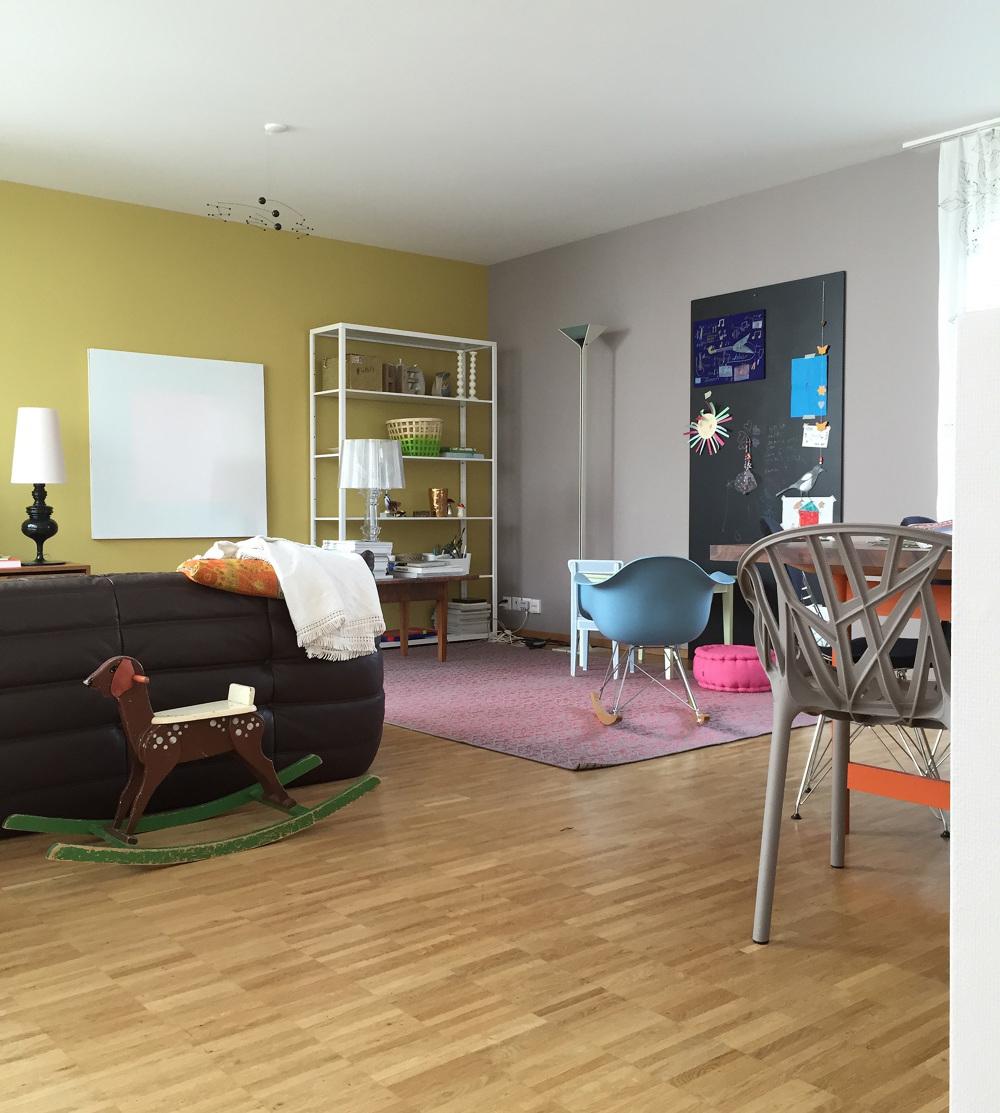 atriumhaus in z rich hohl und fry farbgestalter gmbh. Black Bedroom Furniture Sets. Home Design Ideas